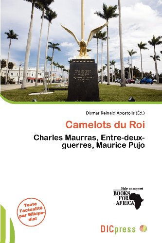 9786138246237: Camelots du Roi (French Edition)