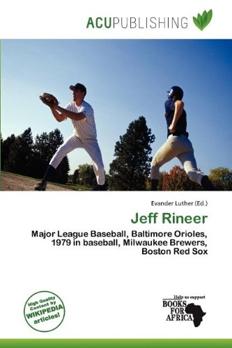 Jeff Rineer (Paperback)