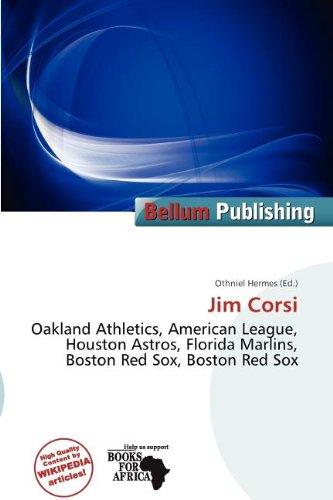 Jim Corsi (Paperback)