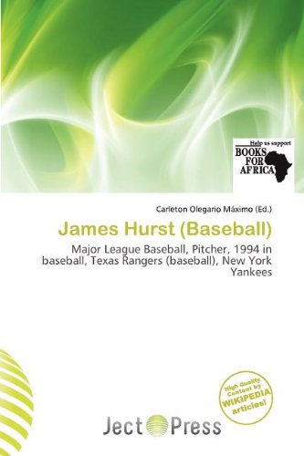 James Hurst (Baseball) (Paperback)