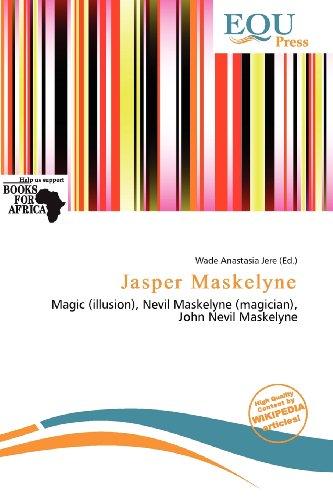 Jasper Maskelyne (Paperback)
