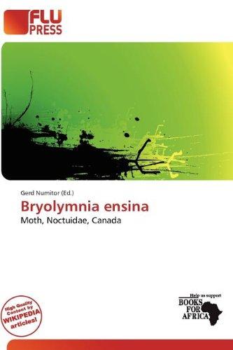Bryolymnia Ensina (Paperback)