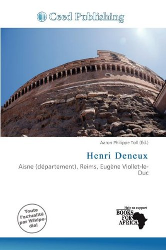 Henri Deneux (Paperback)