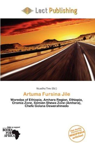 Artuma Fursina Jile (Paperback)