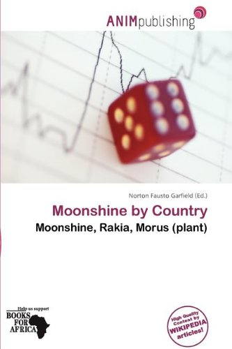 Moonshine by Country (Paperback)