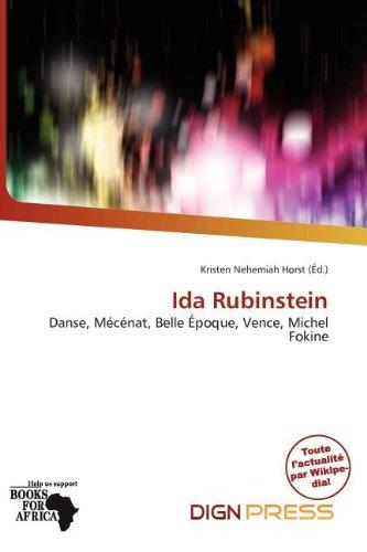 Ida Rubinstein (Paperback)