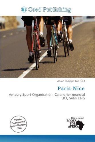 Paris-Nice (Paperback)