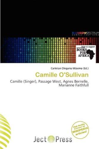 Camille O Sullivan (Paperback)
