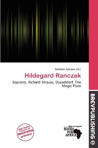 Hildegard Ranczak (Paperback)