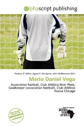Mario Daniel Vega (Paperback)