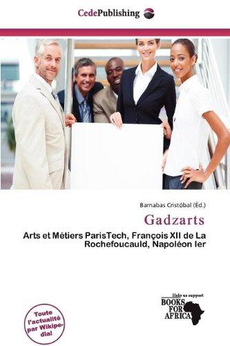Gadzarts (Paperback)