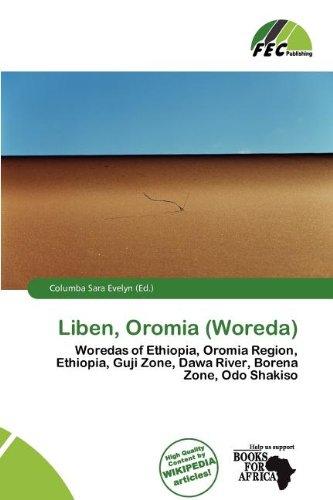 9786138365488: Liben, Oromia (Woreda) - AbeBooks: 6138365488
