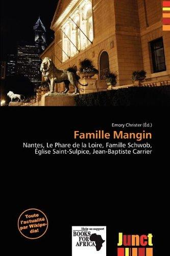 Famille Mangin (Paperback)