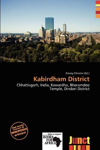 Kabirdham District (Paperback)