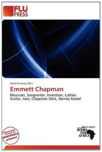 9786138443926: Emmett Chapman