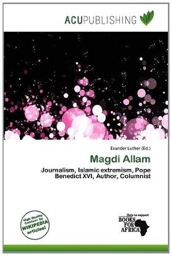 9786138497165: Magdi Allam