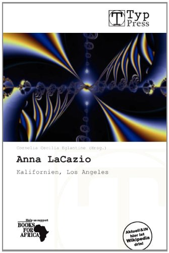 9786138556213: Anna Lacazio
