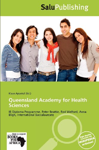 Queensland Academy for Health Sciences (Paperback)