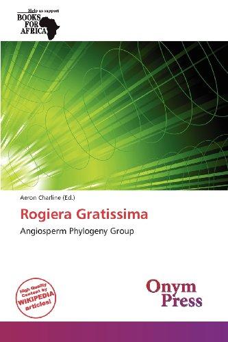 9786138568186: Rogiera Gratissima