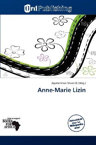 9786138578727: Anne-Marie Lizin (German Edition)