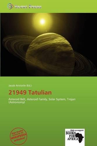 21949 Tatulian (Paperback)