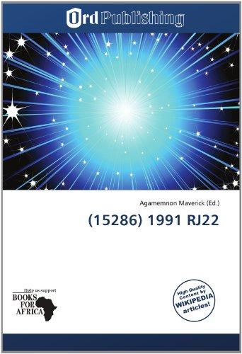 15286) 1991 Rj22 (Paperback)