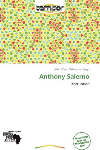 Anthony Salerno (Paperback)