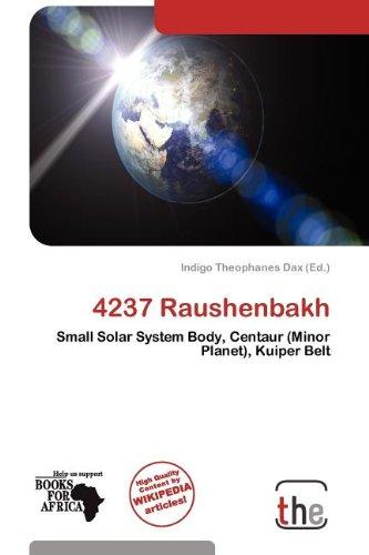 4237 Raushenbakh (Paperback)