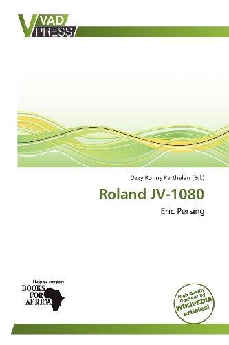 9786138755975: Roland Jv-1080