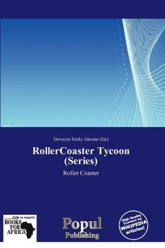 9786138852933: Rollercoaster Tycoon (Series)