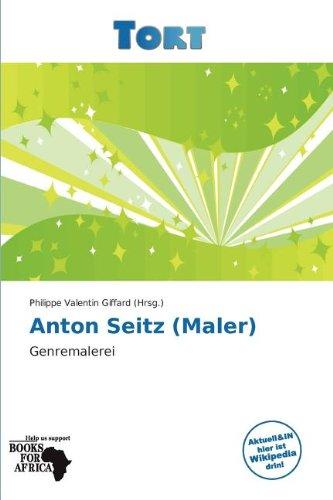 9786138854418: Anton Seitz (Maler)