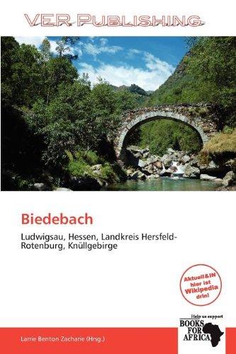 9786139086528: Biedebach