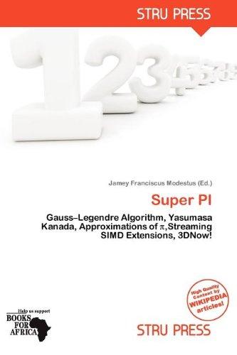 Super PI: Jamey Franciscus Modestus
