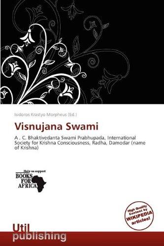 9786139161010: Visnujana Swami