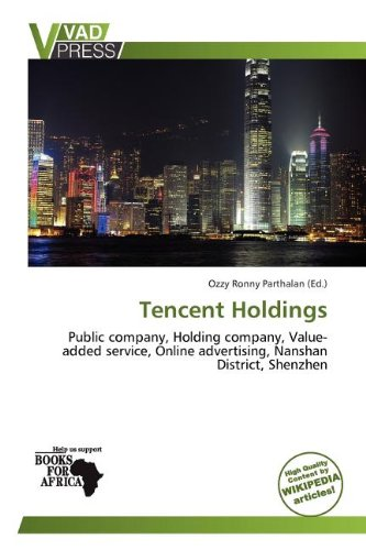 9786139204168: Tencent Holdings