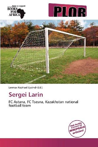 9786139277247: Sergei Larin