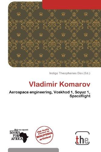 9786139283743: Vladimir Komarov