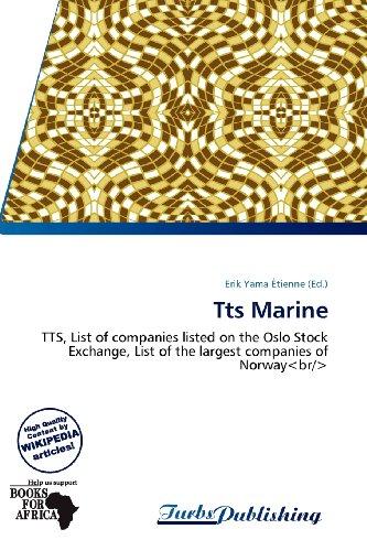9786139321773: Tts Marine