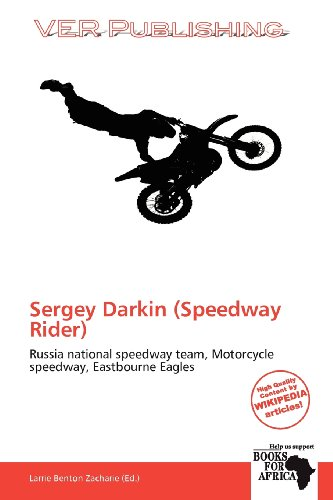 9786139322749: Sergey Darkin (Speedway Rider)