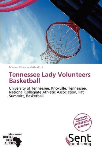 Tennessee Lady Volunteers Basketball (Paperback)