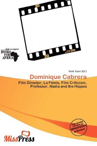 9786139639656: Dominique Cabrera