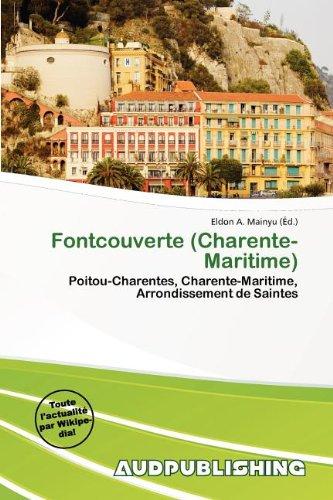 9786139678662: Fontcouverte (Charente-Maritime)