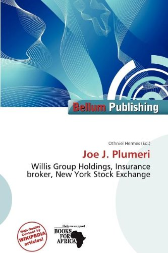 9786139746484: Joe J. Plumeri