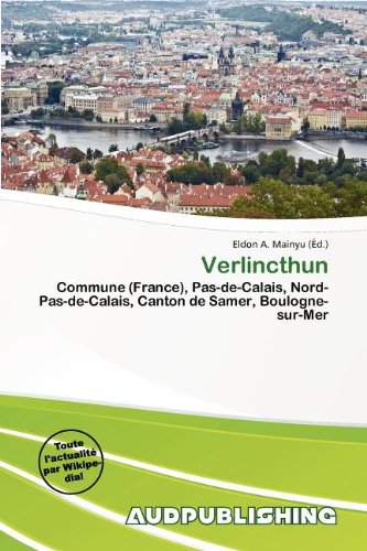 9786139835409: Verlincthun (French Edition)