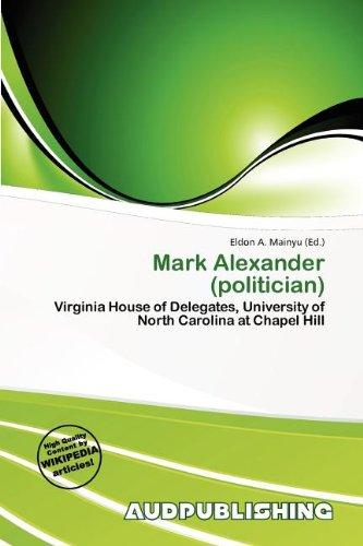 Mark Alexander (Politician) (Paperback)