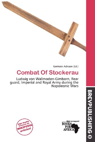 Combat of Stockerau (Paperback)