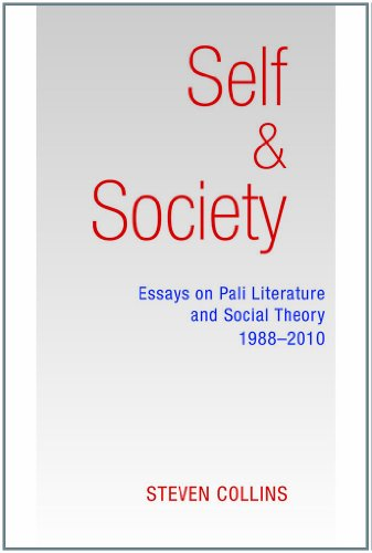 9786162150678: Self and Society: Essays on Pali Literature and Social Theory, 1988-2010