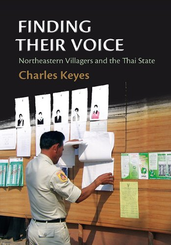 9786162150746: Finding Their Voice: Northeastern Villagers and the Thai State