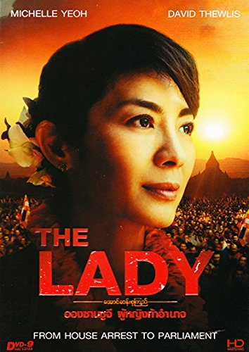 9786165000161: The Lady - Aung San Suu Kyi (All Region DVD Version)