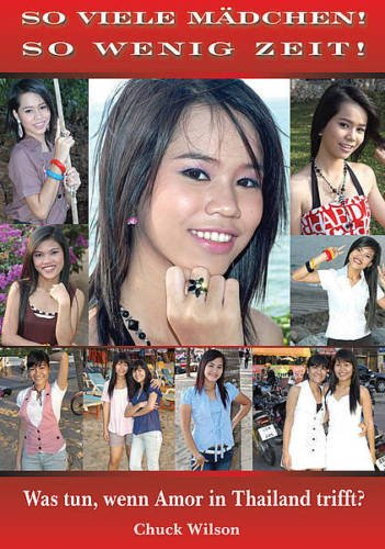9786167111070: so viele Mädchen, so wenig Zeit. Was tun wenn Amor in Thailand trifft